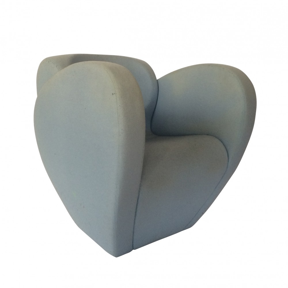 3 x Size Ten lounge chair by Ron Arad for Moroso Italy, 1990s