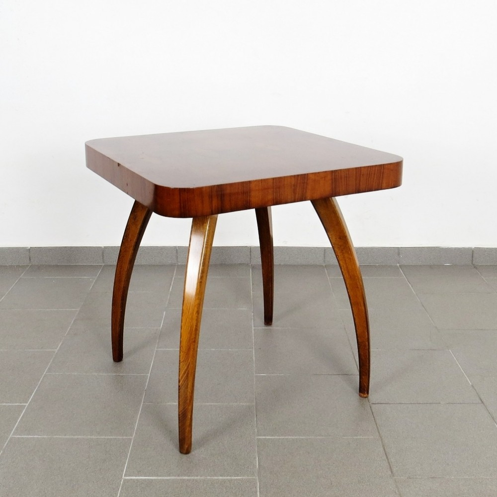 Coffee table by Jindřich Halabala for Spojene UP Zavody, 1950s