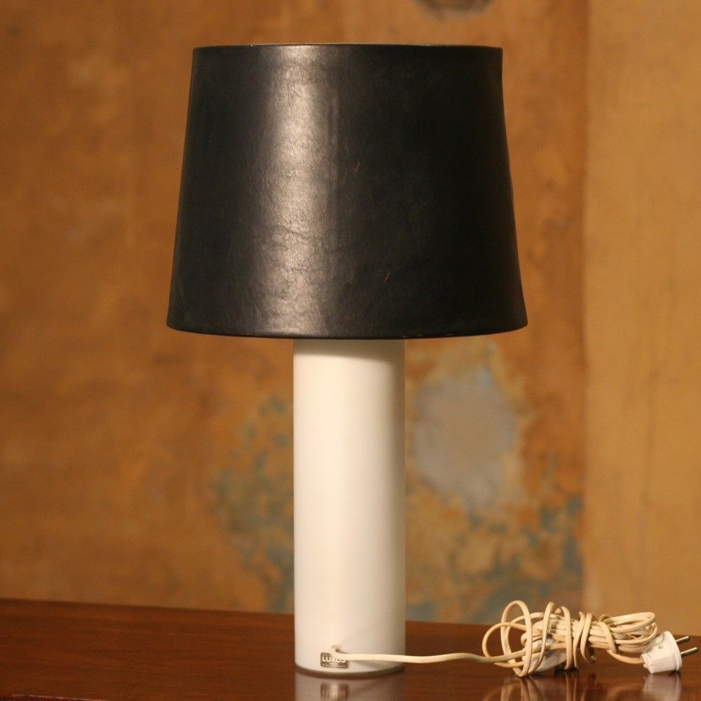 Uno & Osten Kristiansson large table lamp for LUXUS