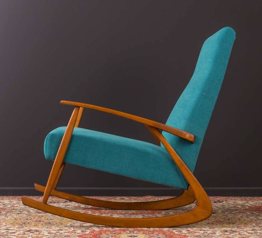 German rocking chair from the 1950s