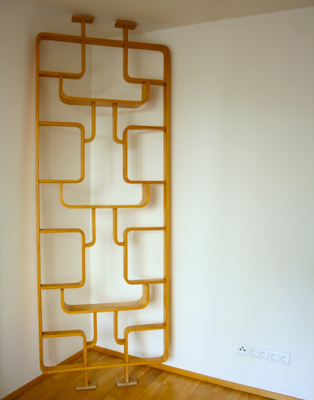 Plantstand / Room Divider by Ludvik Volak, made in Czechoslovakia