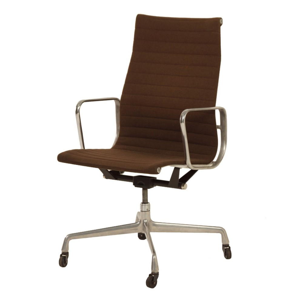 original eames office chair by charles ray eames for herman miller 1960s 86351. Black Bedroom Furniture Sets. Home Design Ideas