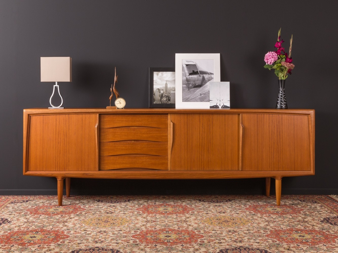 Danish sideboard by Axel Christiansen from the 1960s