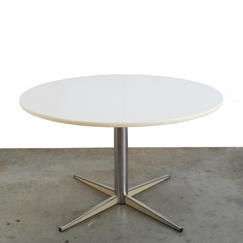 Modern vintage Formica dining table by Brabantia, 1970s
