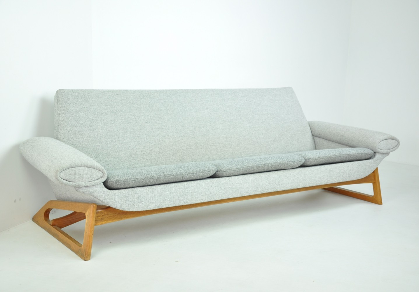 Three-seater Sofa, Denmark 1960s