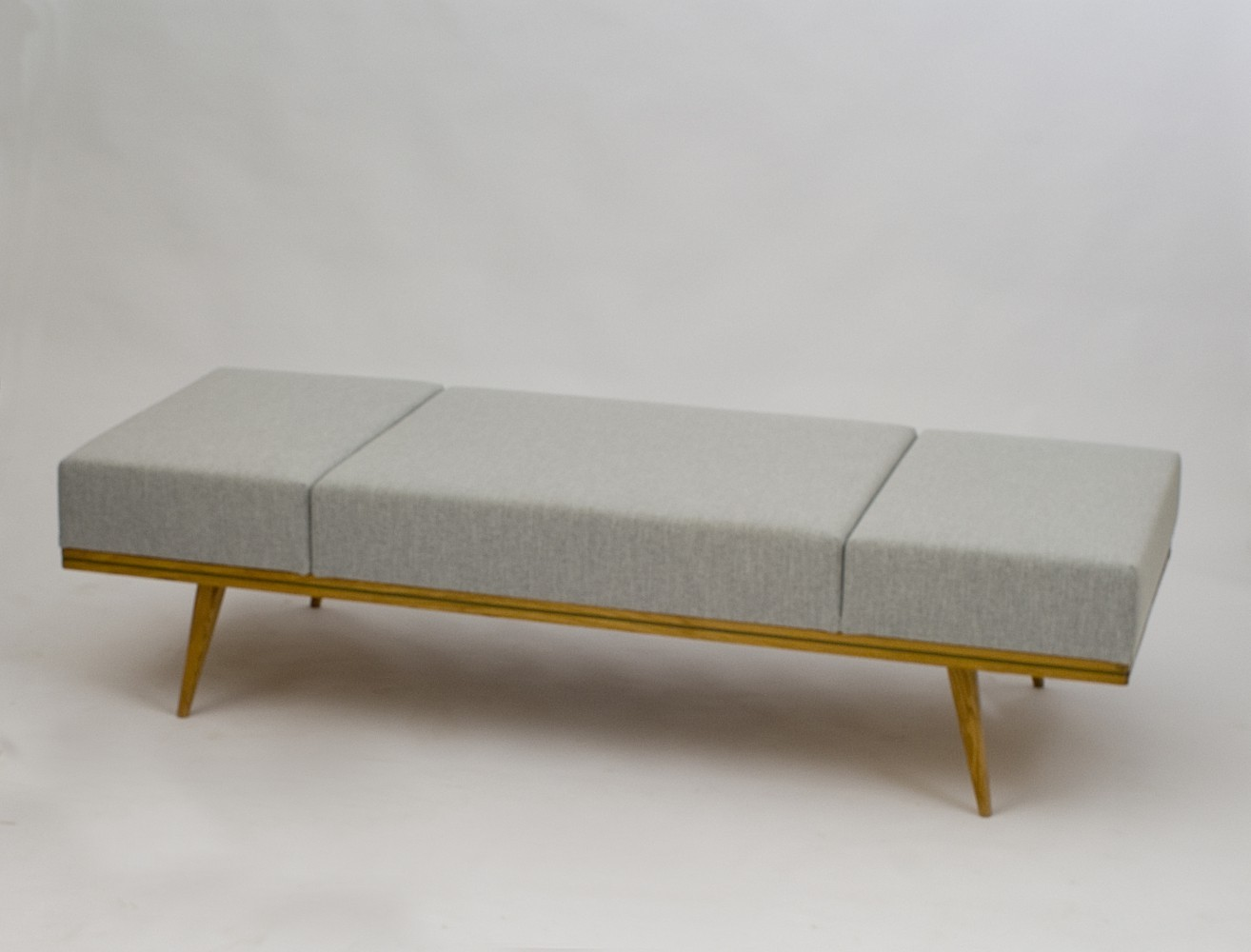 2 x vintage daybed, 1960s