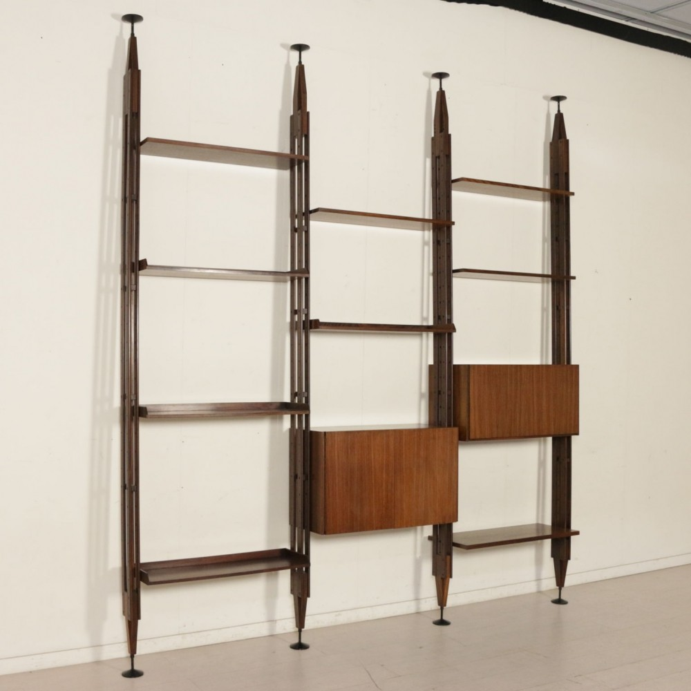 LB7 wall unit by Franco Albini for Poggi, 1960s