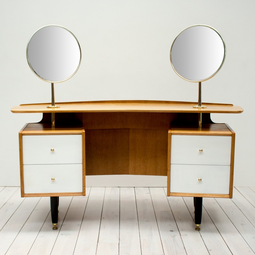 G Plan Dressing Table designed by Victor Wilkins, 1960s