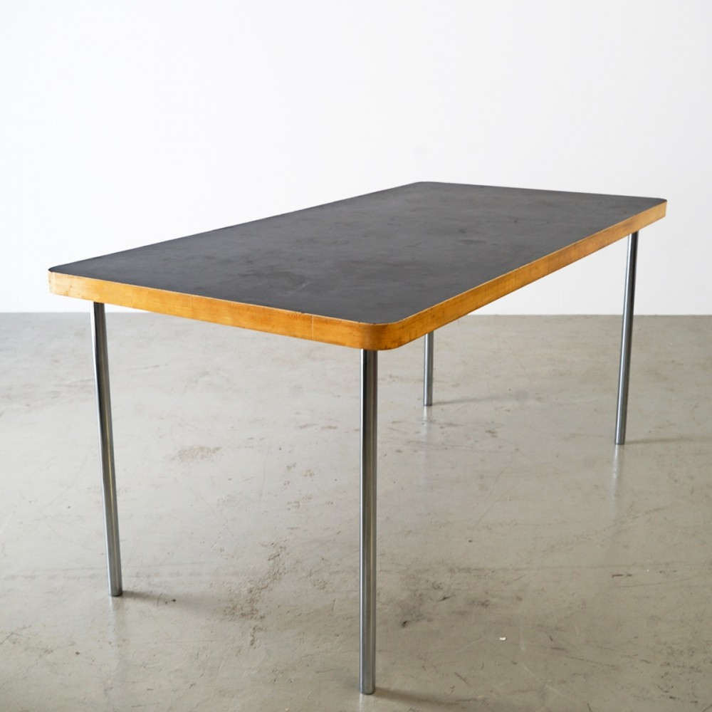 Dining table by Marcel Breuer for Embru, Switzerland