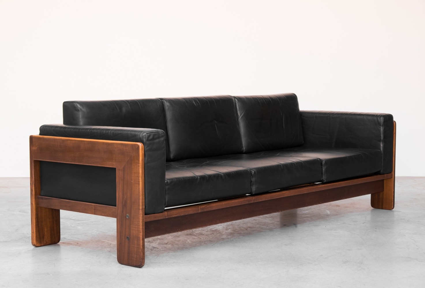 Bastiano three-seater sofa by Tobia Scarpa for Gavina, Italy 1960s