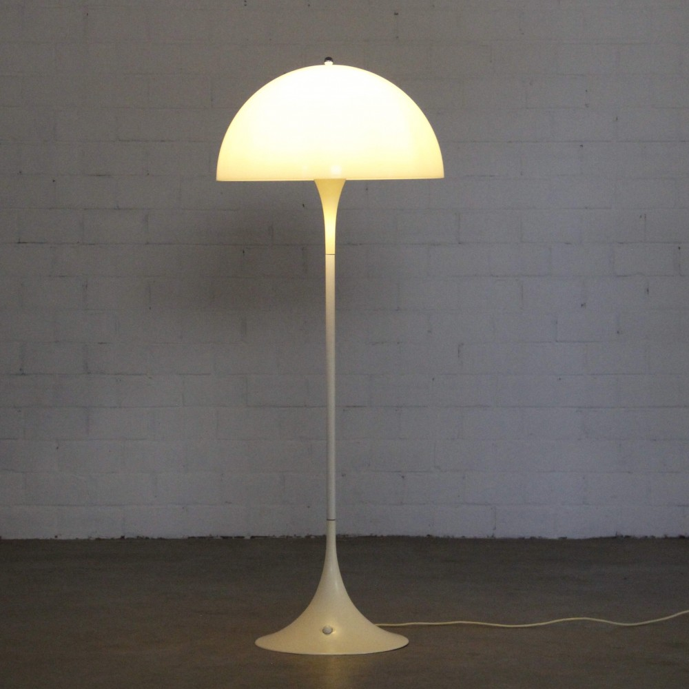 Panthella floor lamp by Verner Panton for Louis Poulsen, 1960s