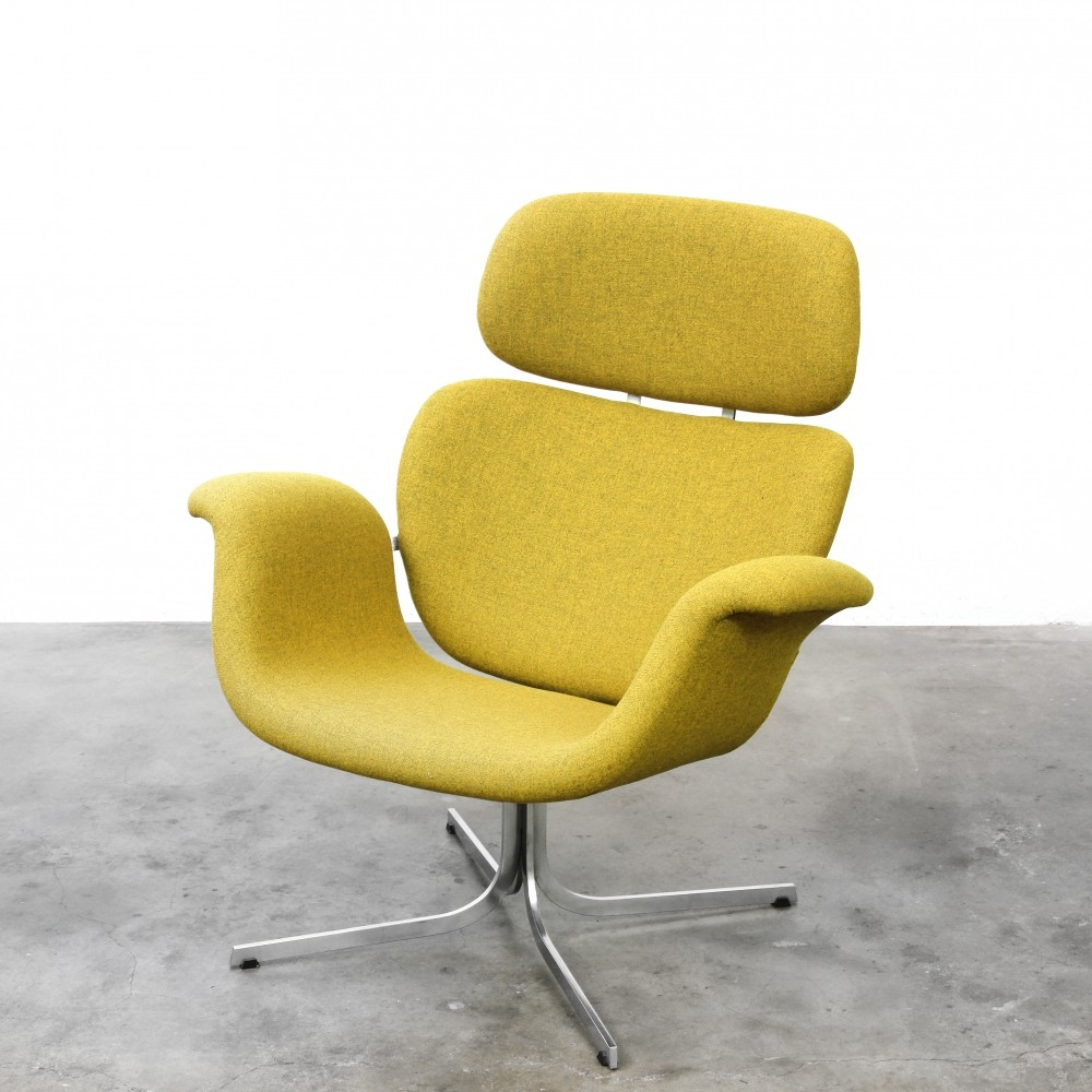 Tulip arm chair by Pierre Paulin for Artifort, 1960s