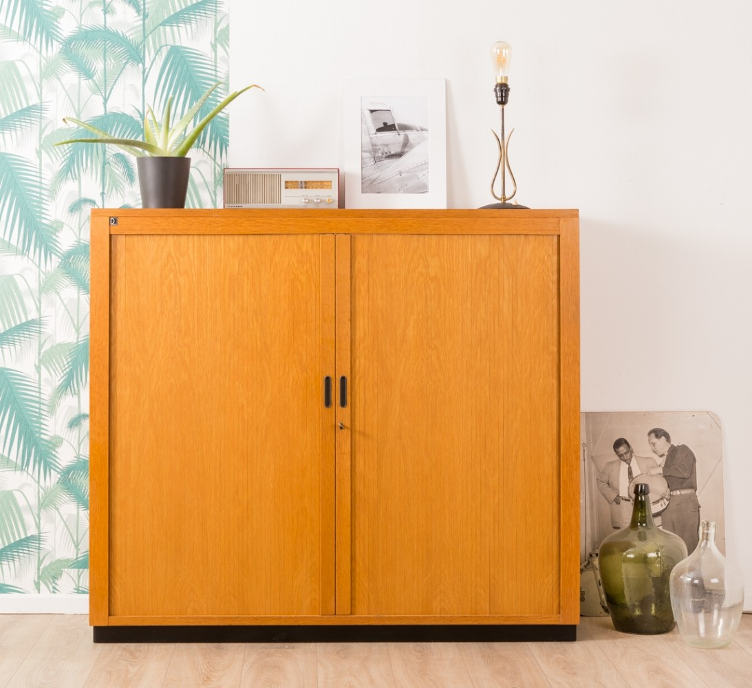 Shutters cabinet by Dobergo from the 1960s