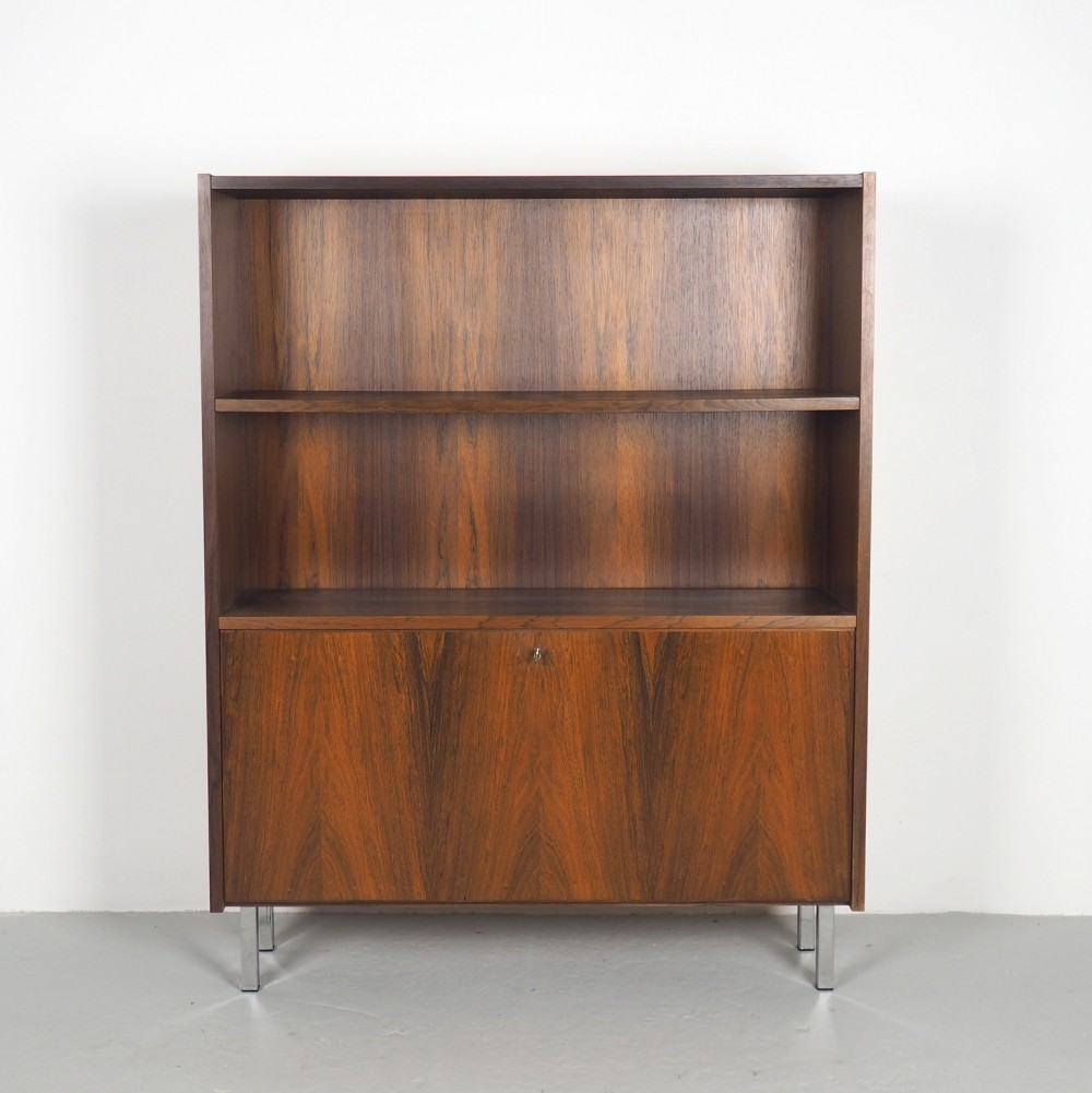 Rosewood cabinet by Poul Jessen, 1960s
