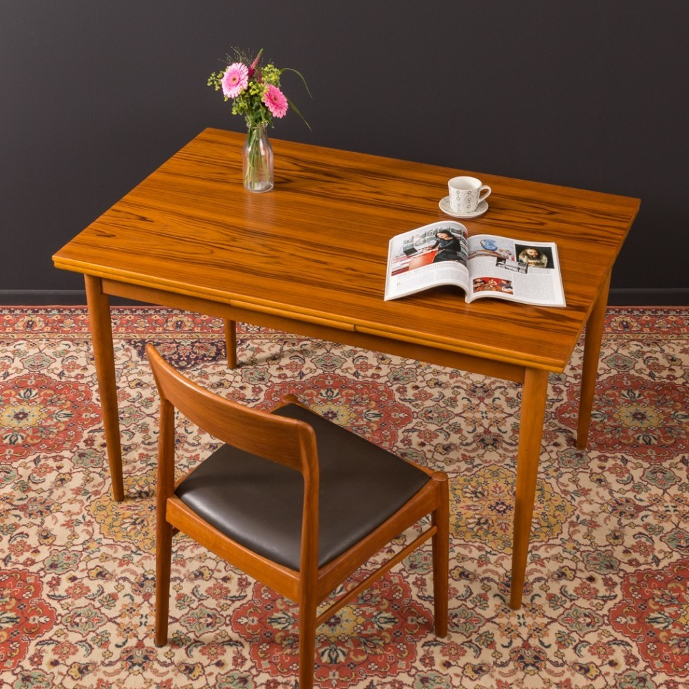 German dining table from the 1960s