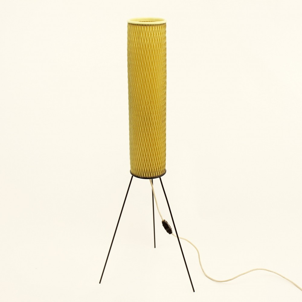 Rocket lamp by Josef Hurka for Napako