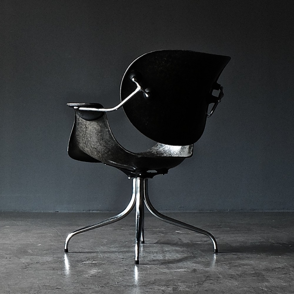 MAA lounge chair by George Nelson & Charles Pollock for Herman Miller, 1960s
