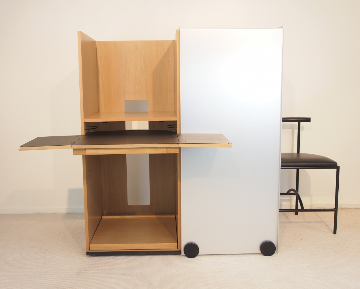 Swiss Secretaire by Coste & Kahleyss for Rothlisberger, 1990s