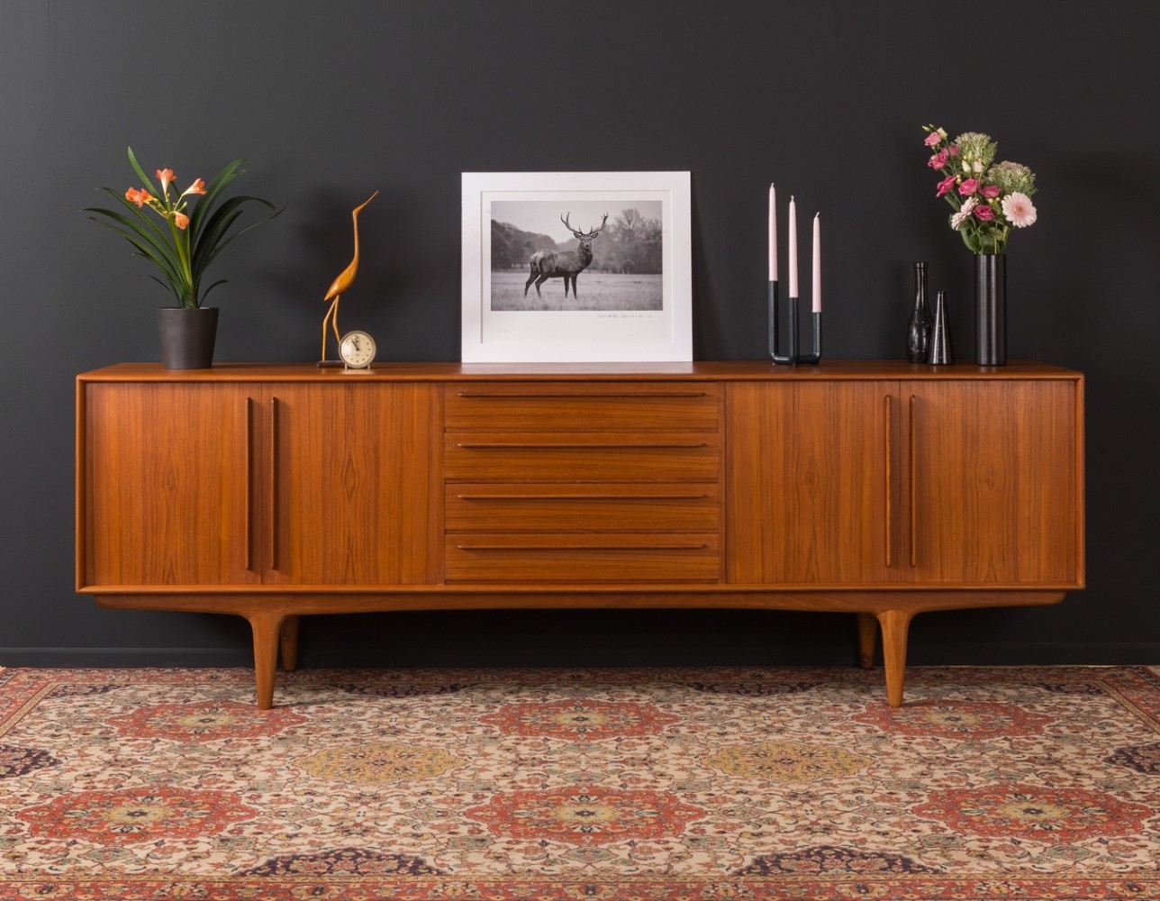 Danish sideboard from the 1960s