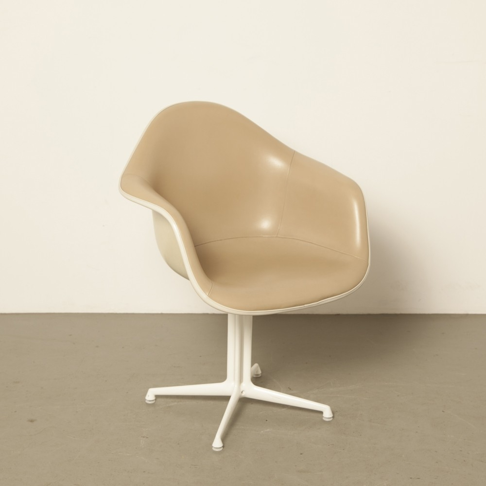 2 x DAL / La Fonda arm chair by Charles & Ray Eames for Herman Miller, 1960s