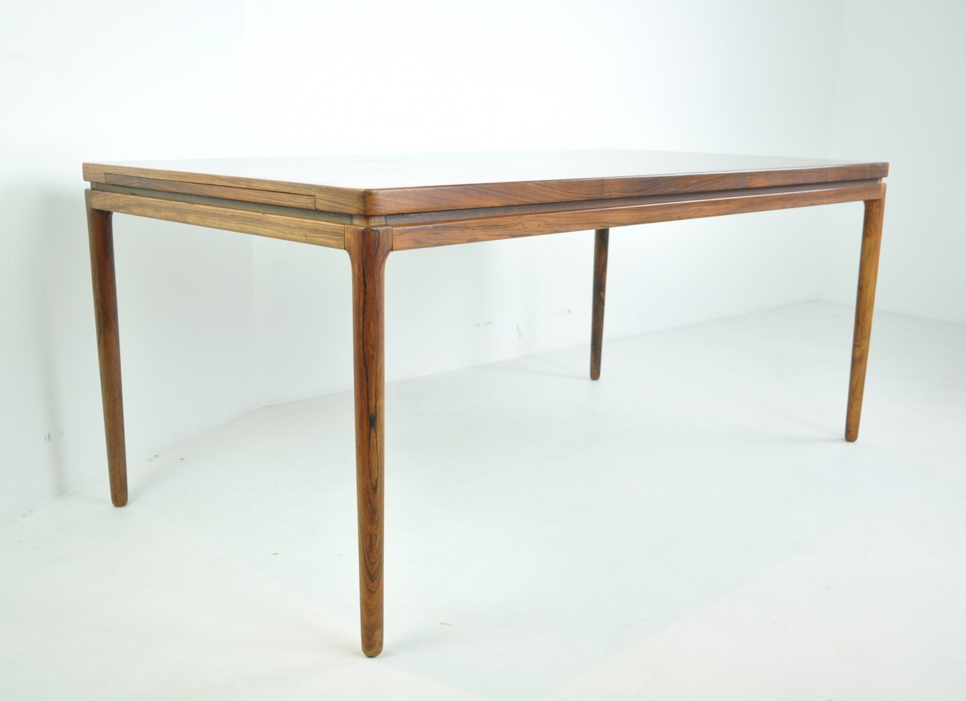 Extendable Dining Table by Ib Kofod-Larsen for Christian Linneberg, 1950s