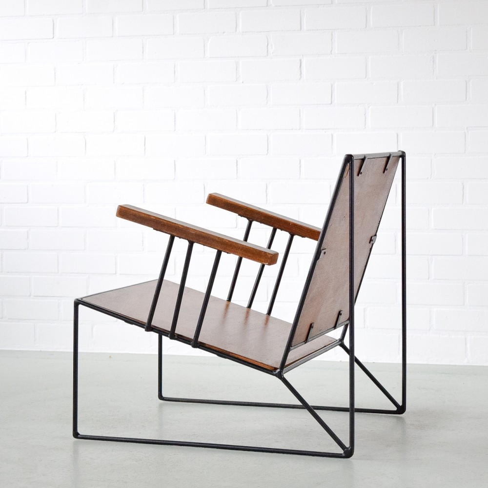 Anonymous prototype chair, 1950s/60s