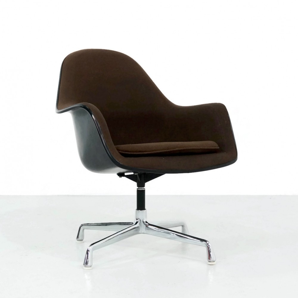 Loose Cushion EA178 Armchair by Charles Eames