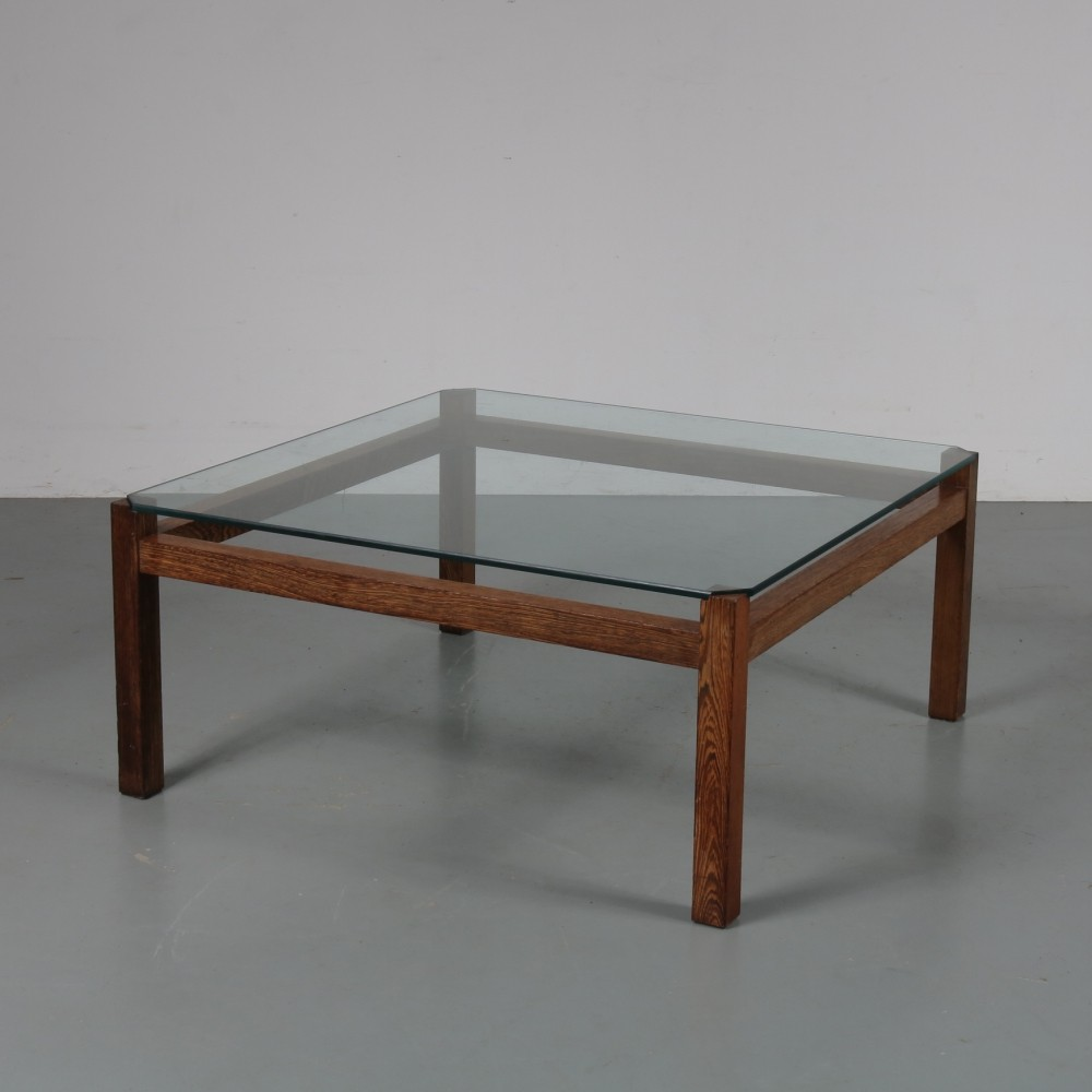 Coffee table by Kho Liang Ie for Spectrum, 1950s