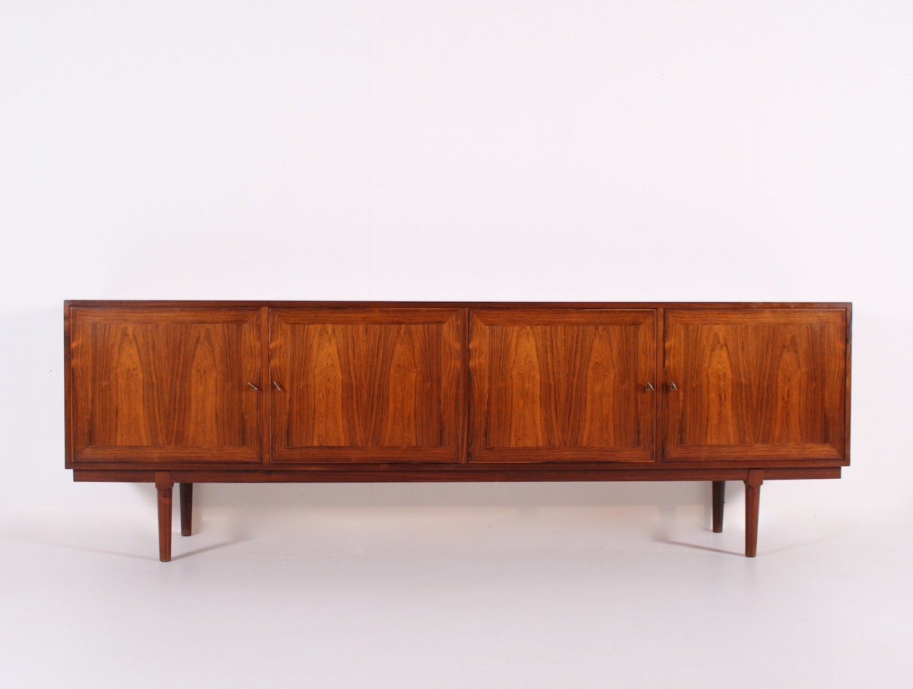 Rosewood sideboard by Arne Vodder for Vamo-Sønderborg