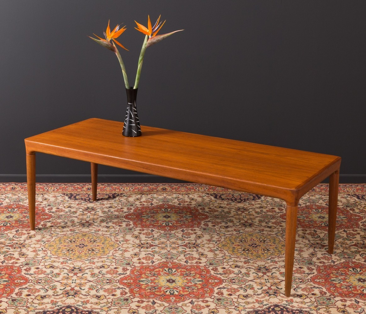 Danish coffee table by Johannes Andersen for Silkeborg, 1960s