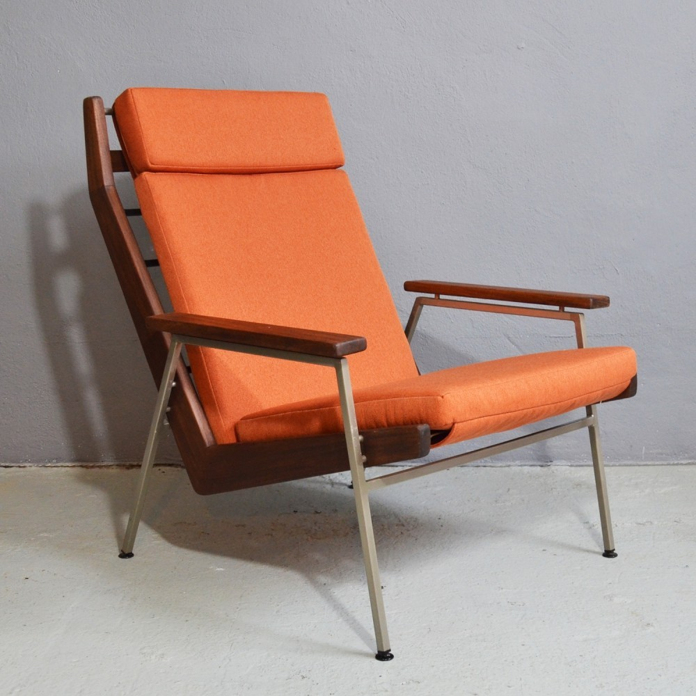 Lotus armchair by Rob Parry, 1950