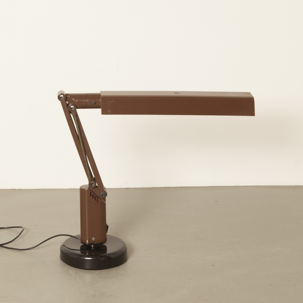 5 x Lucifer desk lamp by Tom Ahlström & Hans Ehrich for Fagerhults, 1970s