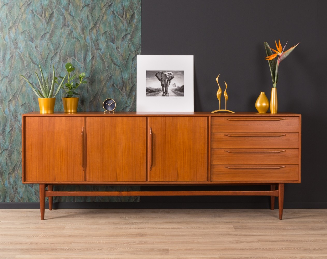 German Sideboard by Heinrich Riestenpatt from the 1960s