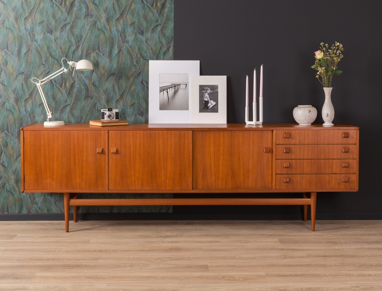 German Sideboard by Musterring from the 1950s