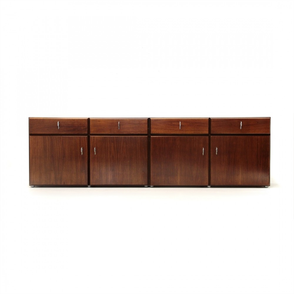 Set of 2 Italian mid-century sideboards by Vittorio Introini for Saporiti, 1970s