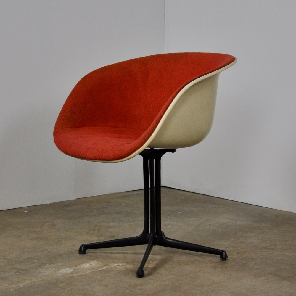Shell La Fonda chair by Charles & Ray Eames for Herman Miller, 1960