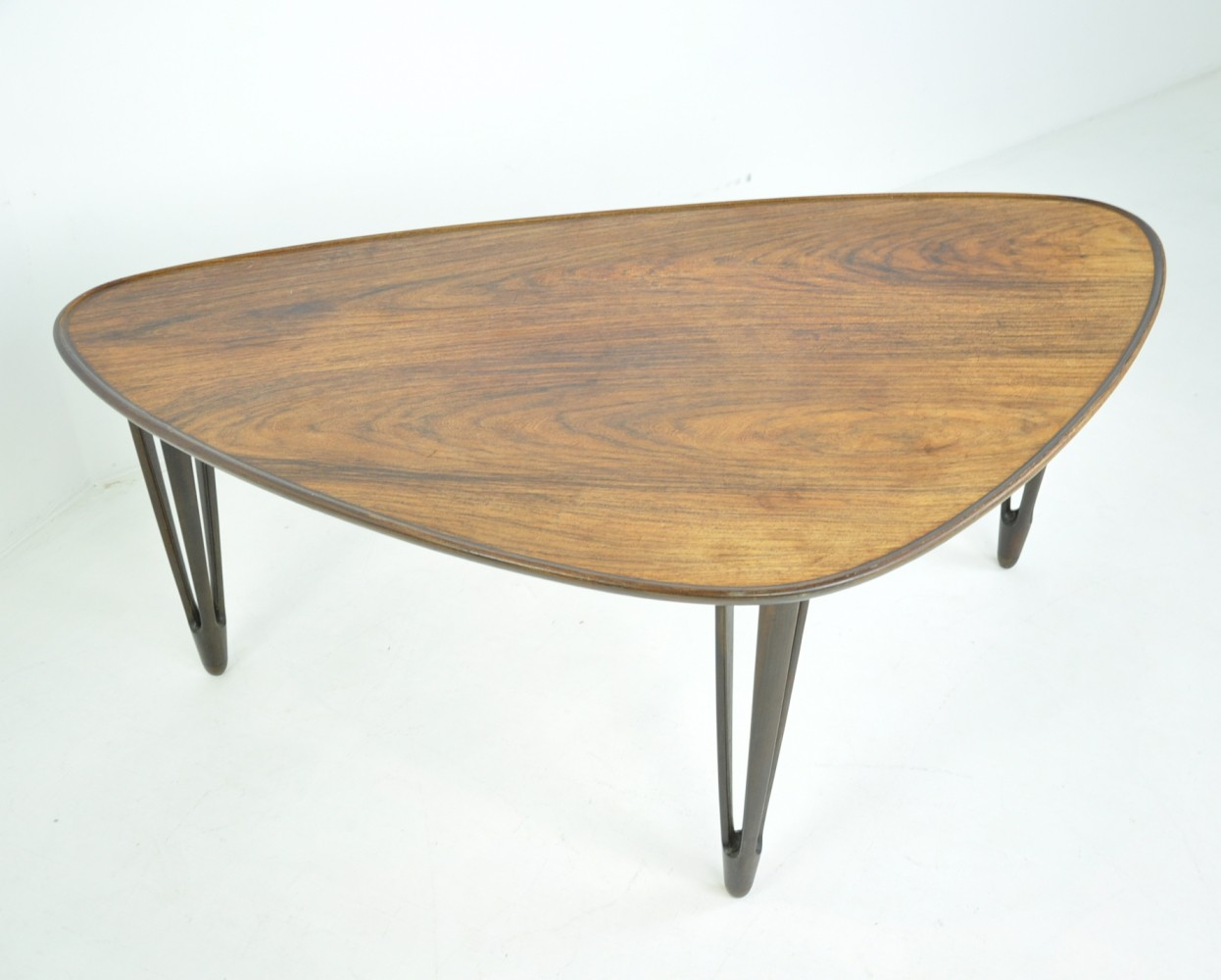 Rosewood Coffee Table, Denmark 1950s