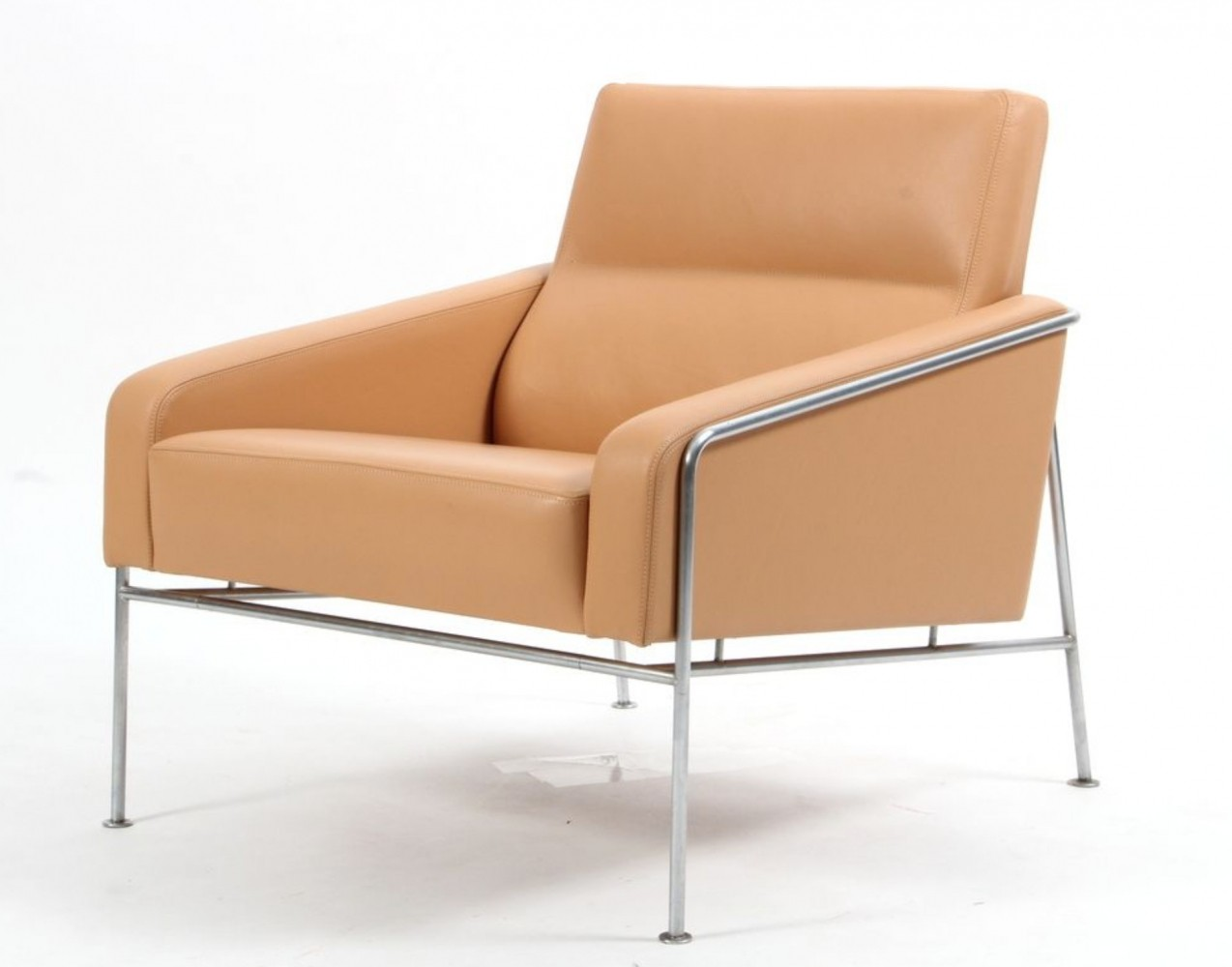 Arne Jacobsen Series 3300 Armchair for Fritz Hansen