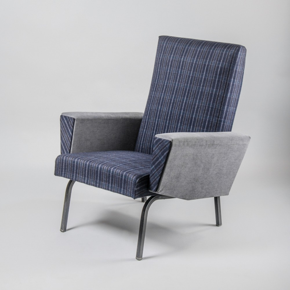 French Armchair by Airborne, 1960s