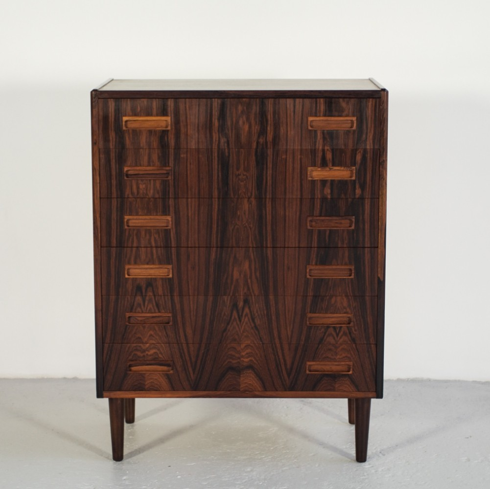 P. Westergaard Møbelfabrik chest of drawers, 1960s