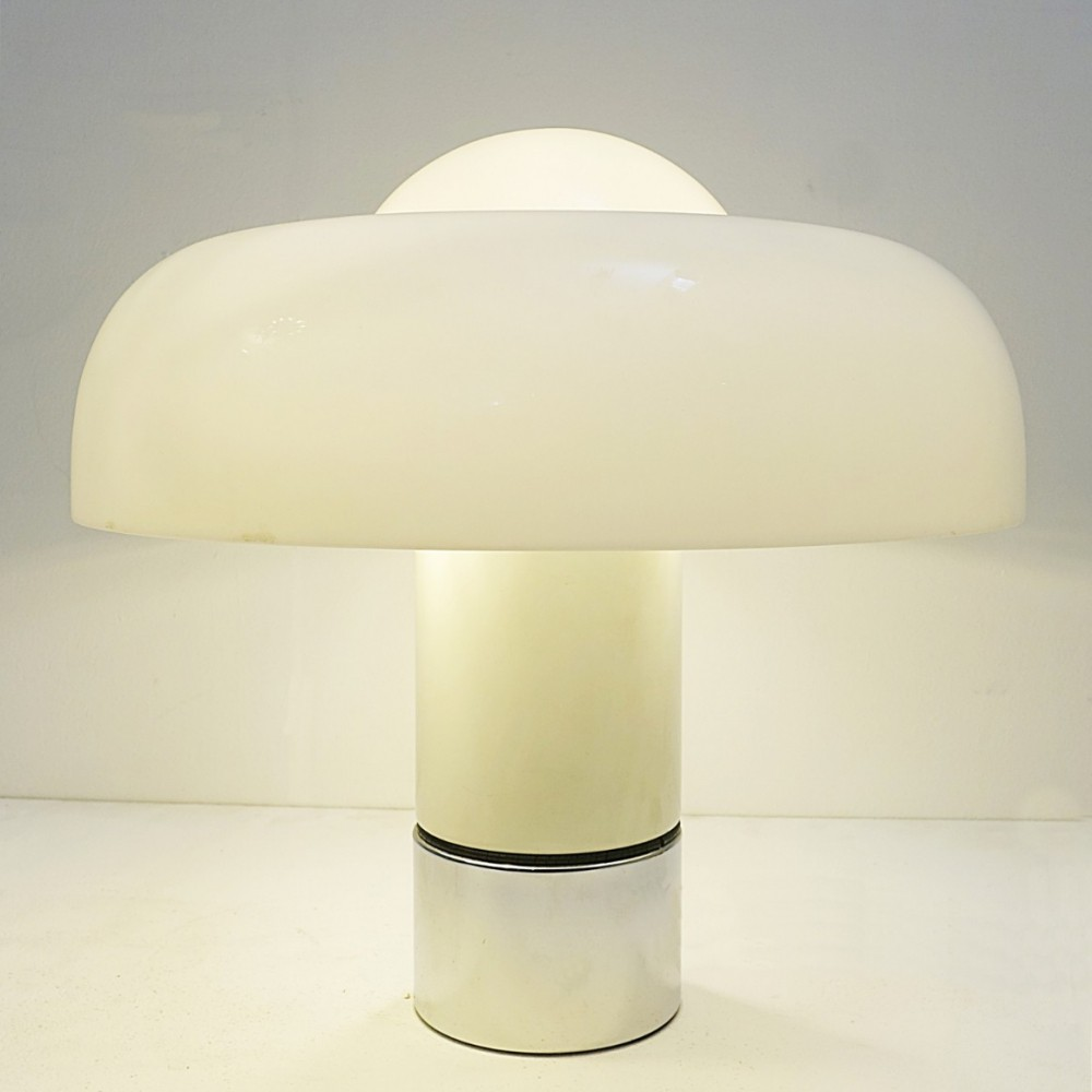 Brumbry Table Lamp By Luigi Massoni For Harvey Guzzini, 1970s