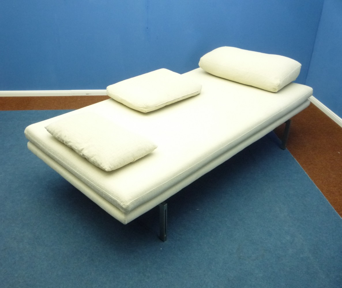Italian Daybed by Giovanni Offredi for Saporiti Italia, 1970s