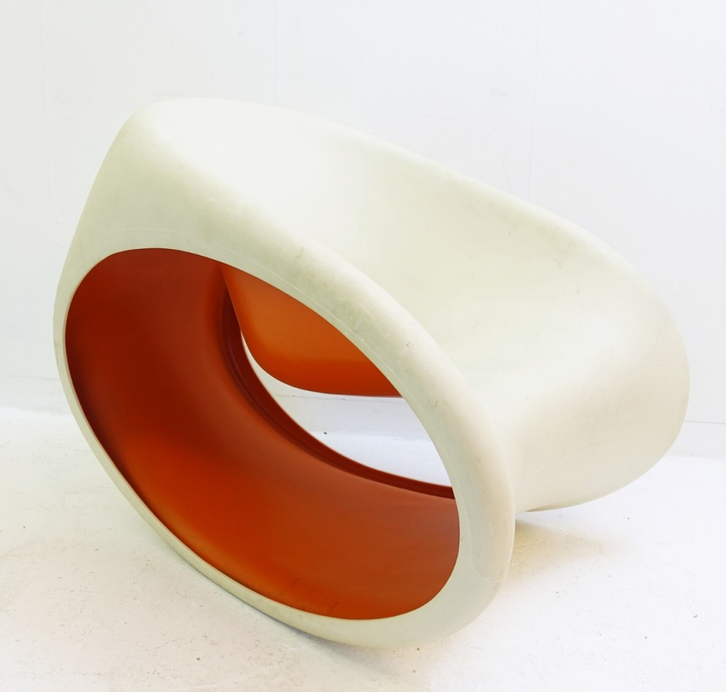 Rocking Chair MT3 by Ron Arad, 1990