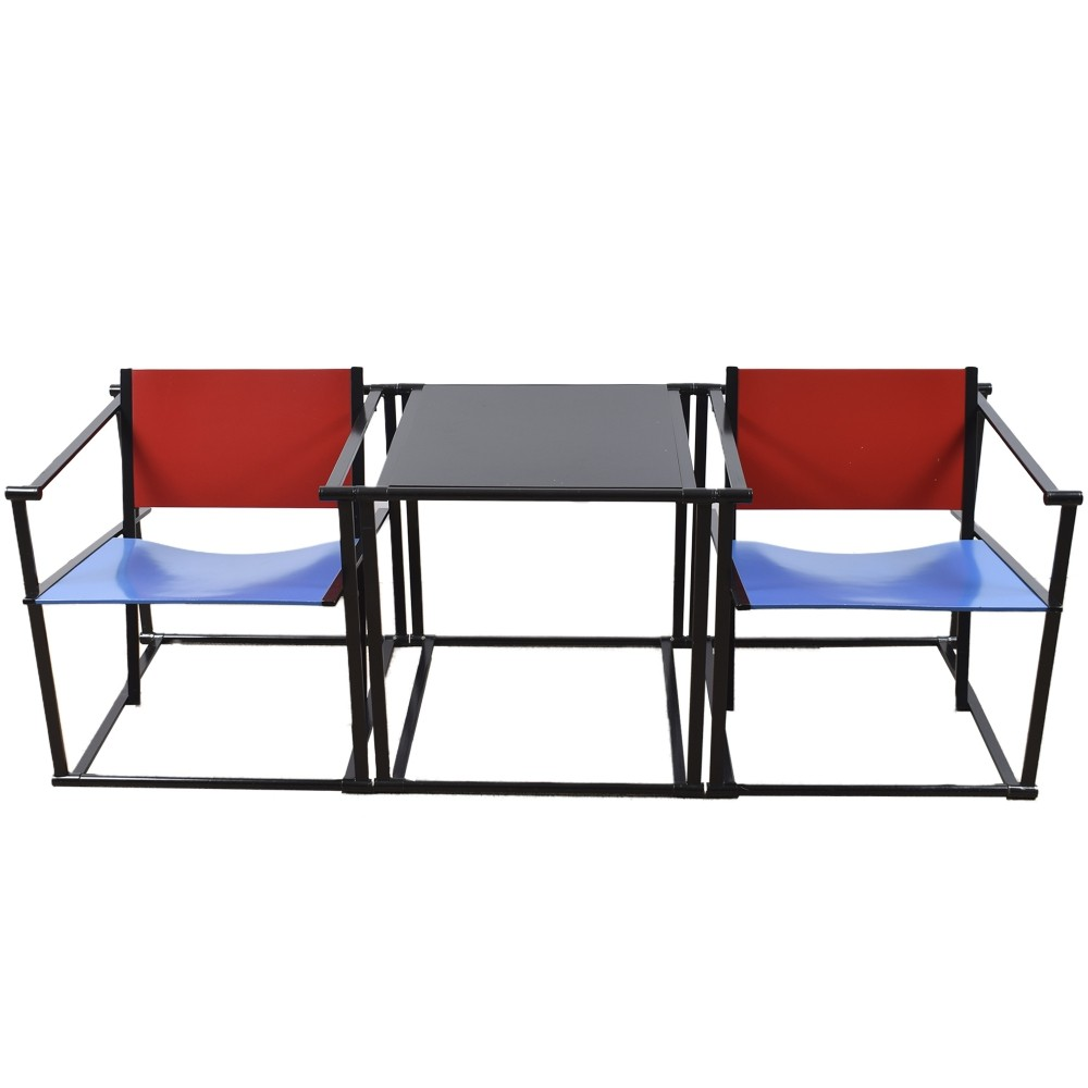 FM62 Cubic Lounge Chairs by Radboud van Beekum for Pastoe