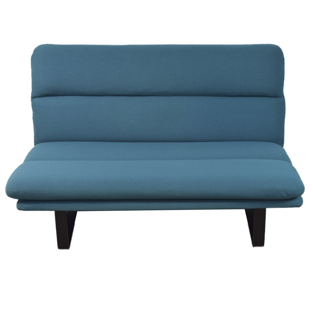 Model C683 2 seater sofa by Kho Liang Ie