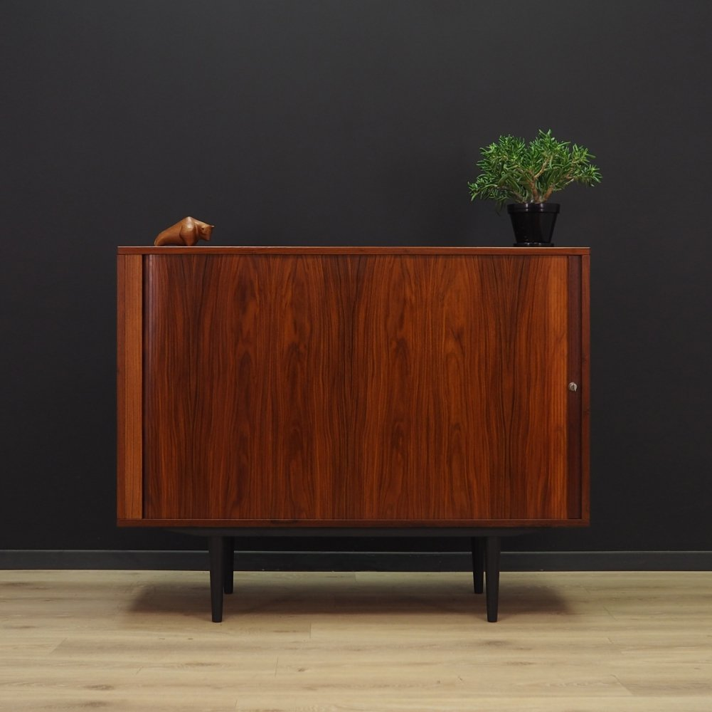 Rosewood Cabinet by Nipu, Denmark 1970s