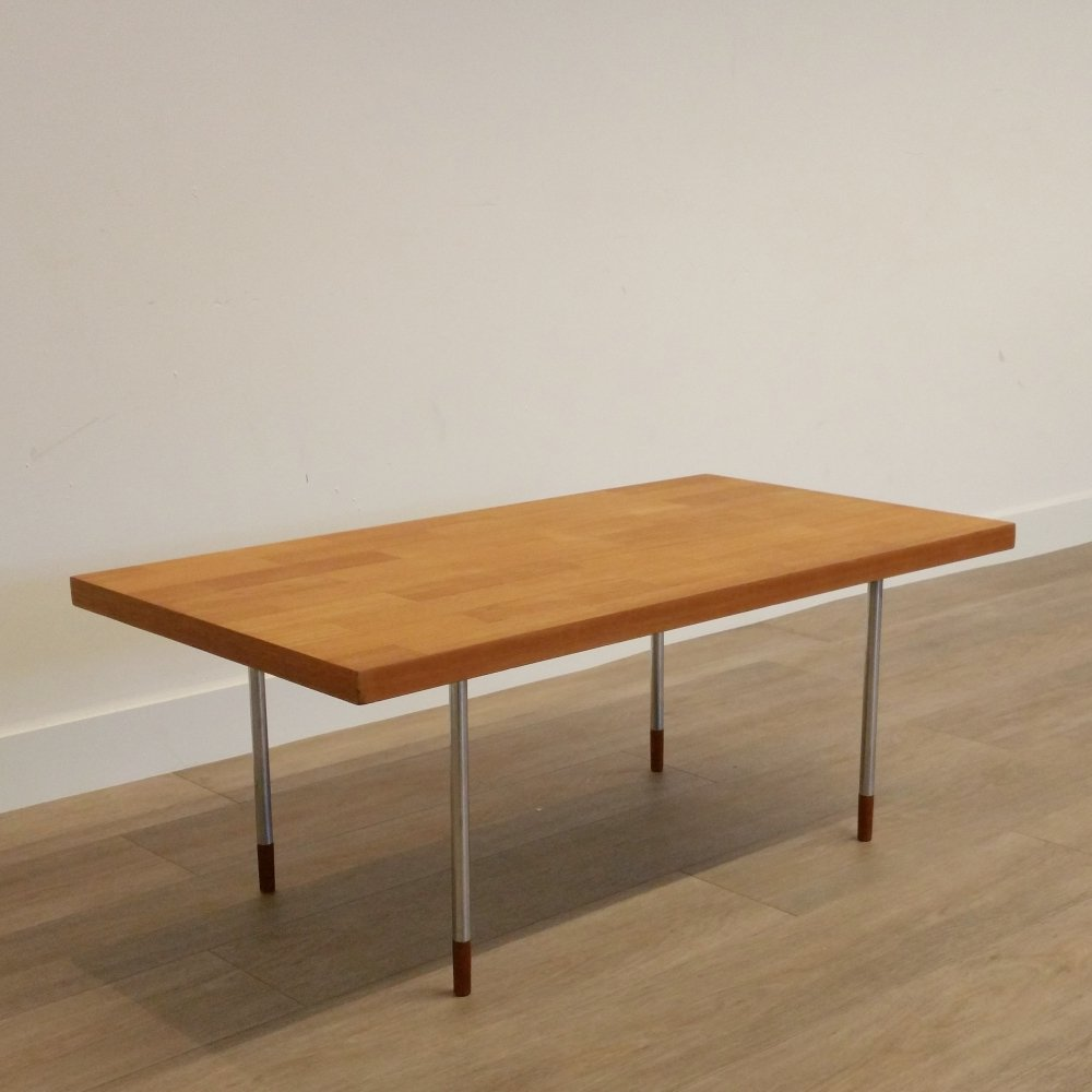 Teak Coffee Table by Rudolf Glatzel for Fristho, 1960s