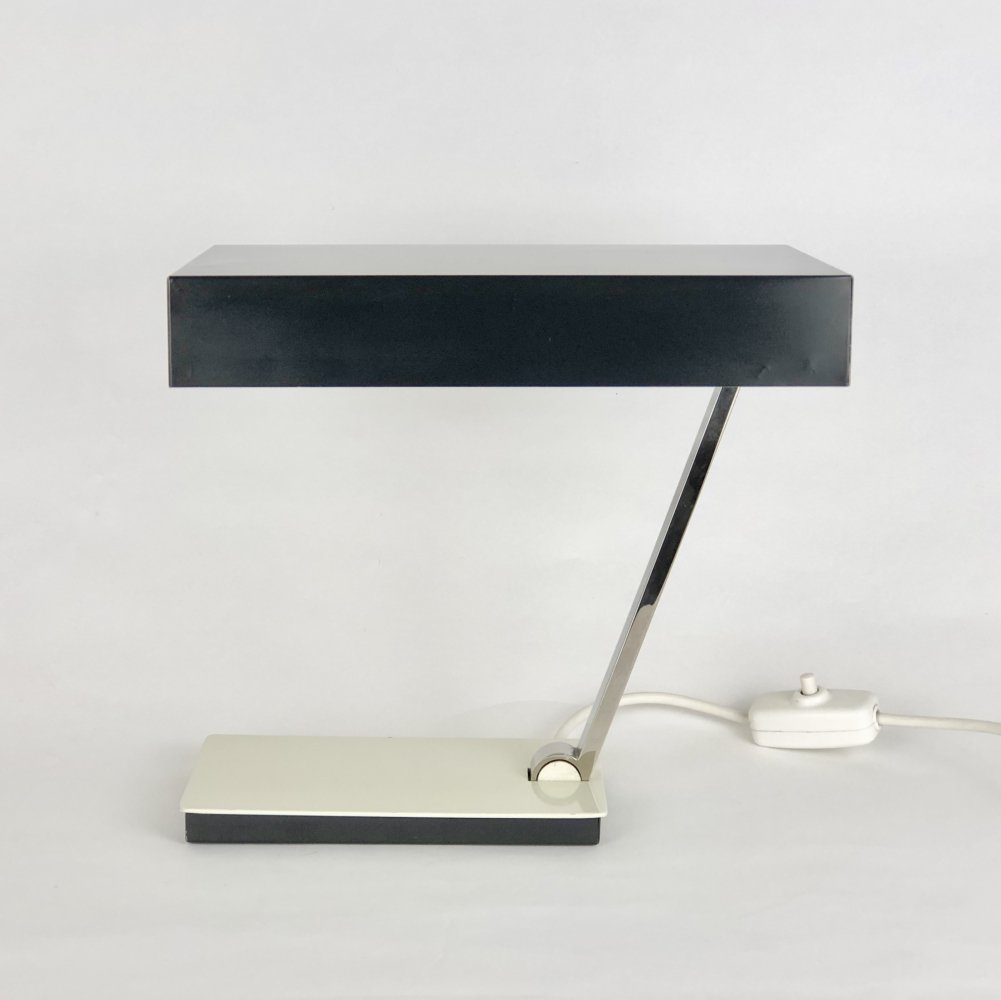 Model 6678 desk lamp by Kaiser Leuchten, 1960s