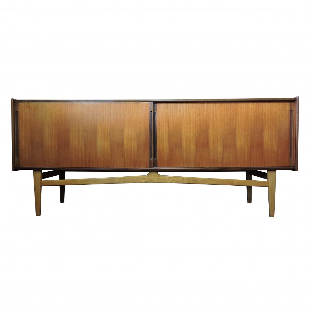 Danish Teak Mid-Century Sideboard by Ulferts Sweden for Heals, 1960s