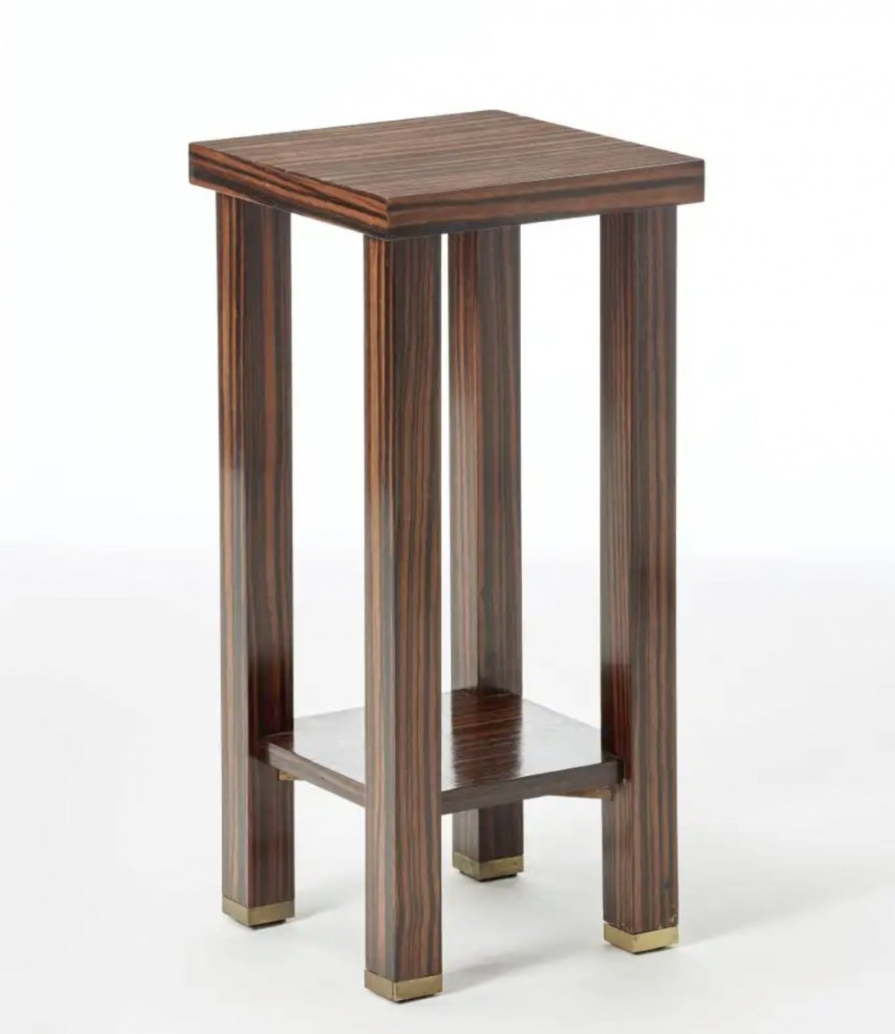 Gueridon side table by Jacques-Émile Ruhlmann for Atelier J. E. Ruhlmann, 1931